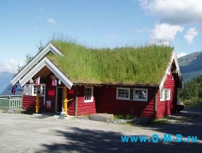 Какие дома строят за границей