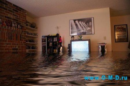 Что делать,  если вашу квартиру затопили.