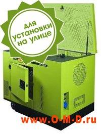 Бензогенераторы и дизельные генераторы для дома