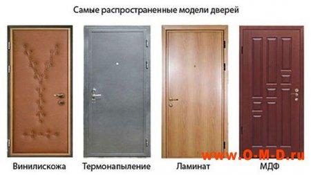 Какие бывают двери и когда их монтировать