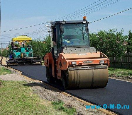 Используем качественную спецтехнику - строим прочные дороги!