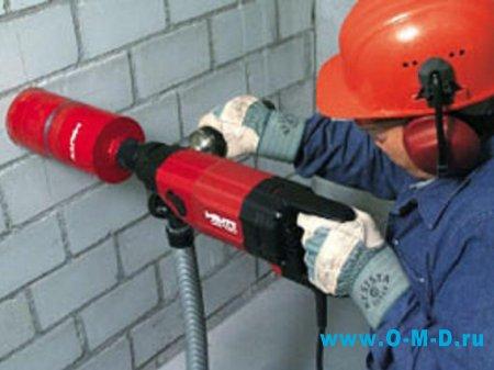 Инструмент для работы с бетоном.