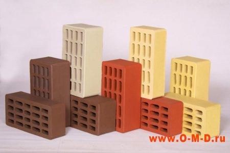 Строительные материалы: керамический и силикатный кирпич