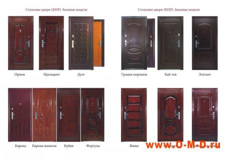 Что следует учесть при выборе входной двери