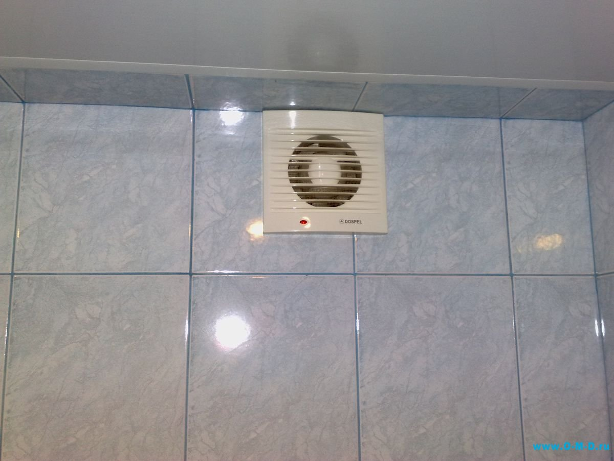 Как сделать вытяжку в ванной своими руками