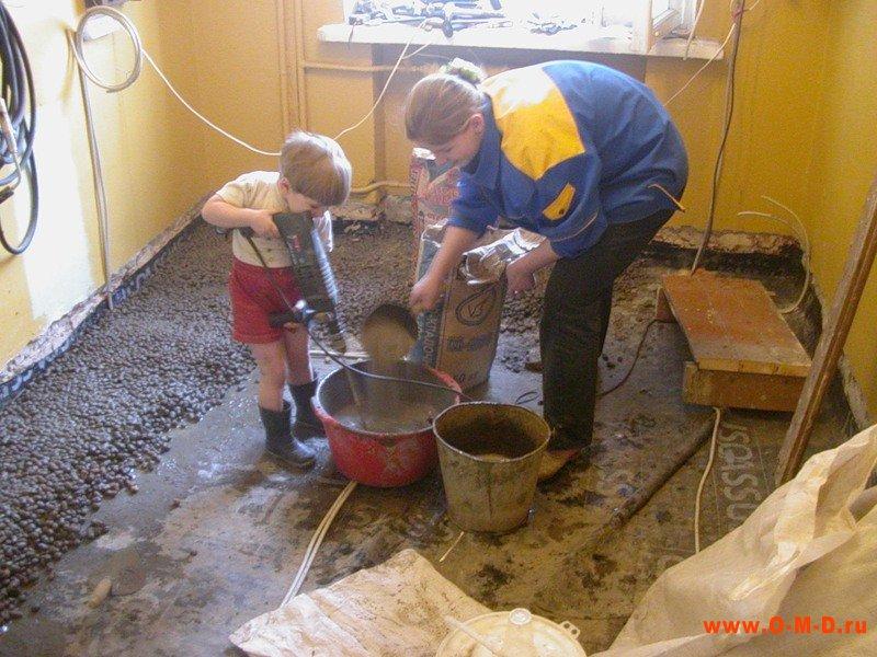 Как сделать ремонт в доме видео