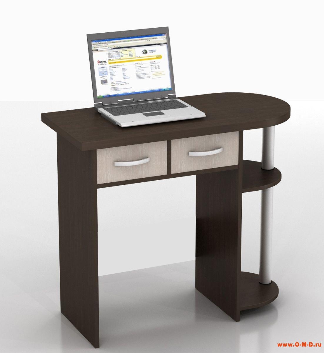 Фото малогабаритных компьютерных столов 5