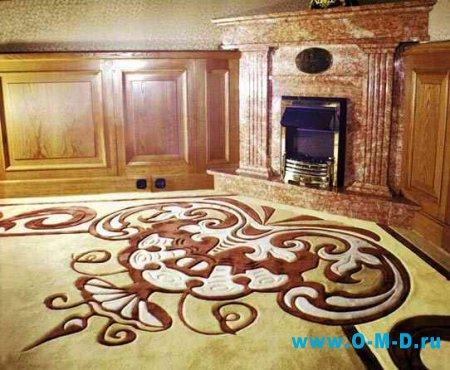 Ковровые покрытия для дома.