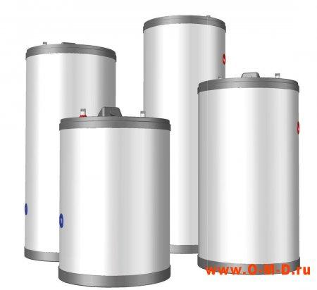 Основные параметры водонагревателей