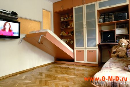 Оптимизируем пространство малогабаритной квартиры.
