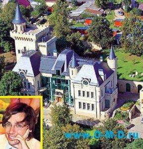 Замок Максима Галкина