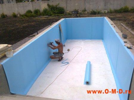 """Проектирование и строительство бассейнов от компании """"Акварай"""""""