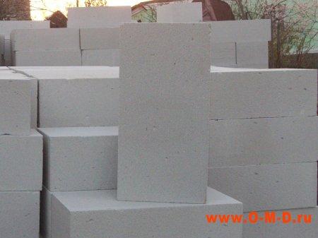 Газобетон - новый технологичный материал для строительства дома