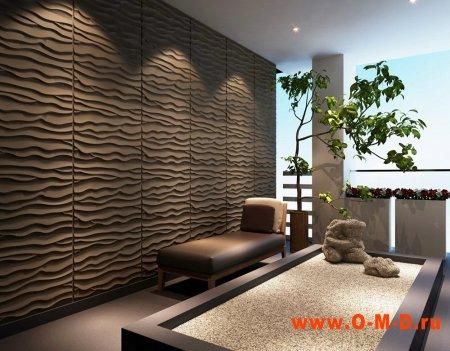 Декоративные стеновые панели.