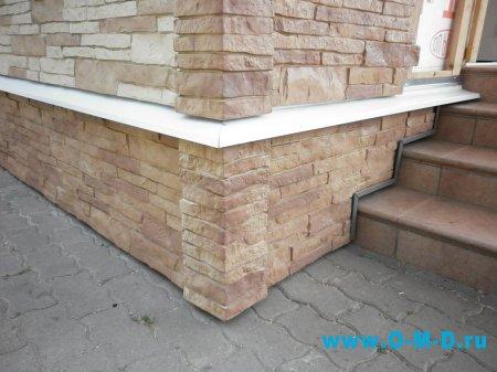 Какие материалы применяются для отделки фасадов