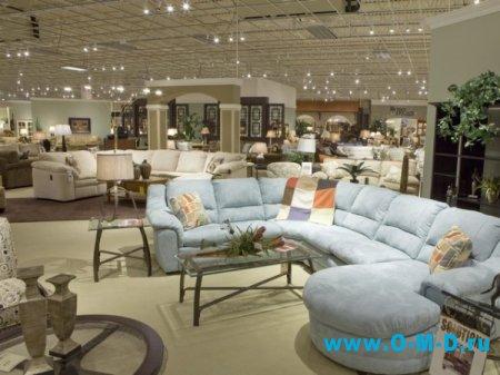Международная выставка мебели в Китае