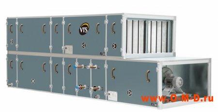 Лучшее оборудования для кондиционирования от компании VTS