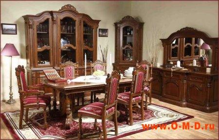 Румынская мебель: 3 века качества