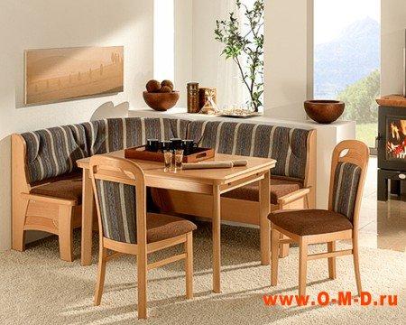 Немецкая мебель - европейское качество
