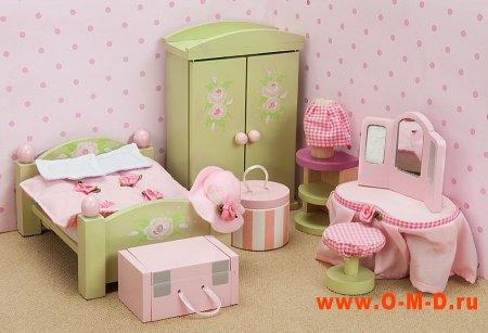 Кукольная мебель – мечта каждой девочки