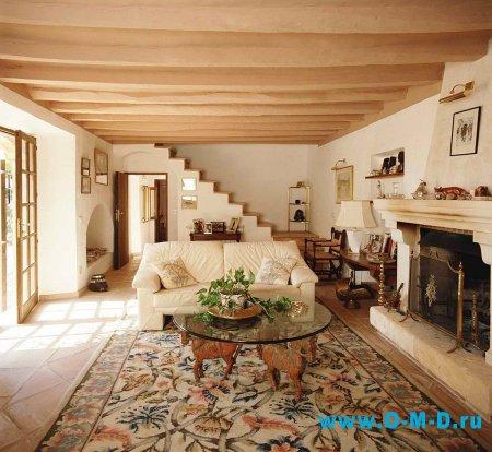 Особенности внутренней отделки и ремонта загородного дома