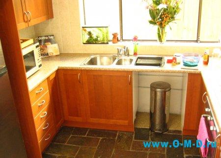 Интерьер маленькой кухни: хитрости и советы