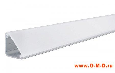 Алюминиевый профиль и его сочетание со светодиодной лентой
