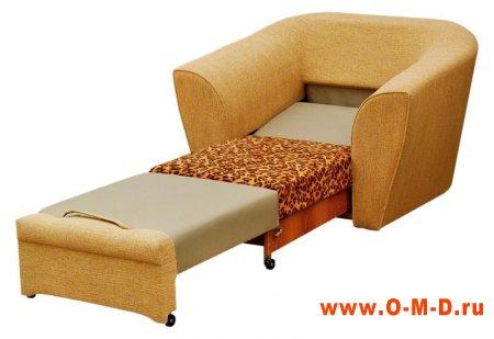 Мягкая мебель: кресло-кровать