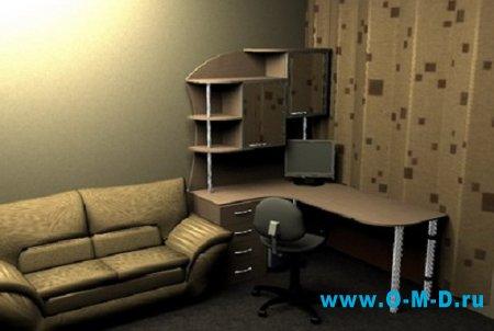 Мебель для комнаты студента
