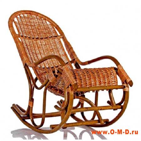 Мебель для гостиной: кресло-качалка