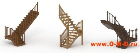 Деревянные лестницы от ООО «Укрдрево»: новые вершины качества