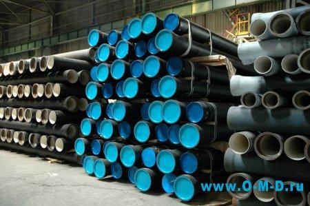 Трубы и сопутствующие изделия для водопроводных сетей