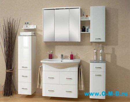 Мебель для ванной комнаты Рока