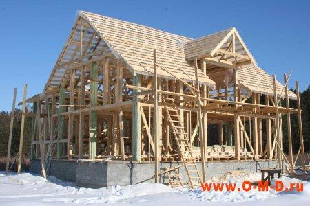 Выбираем материал для строительства дешевого дома