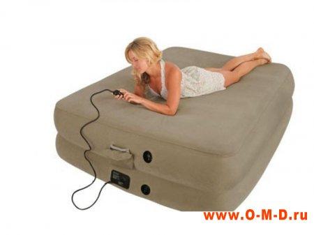Надувная кровать для сна