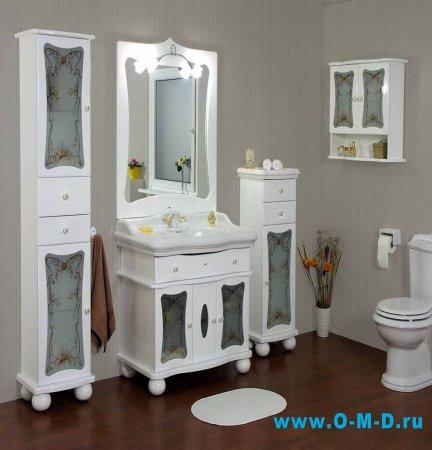 Мебель для ванной: функциональность, дизайн или размеры на что обратить внимание?