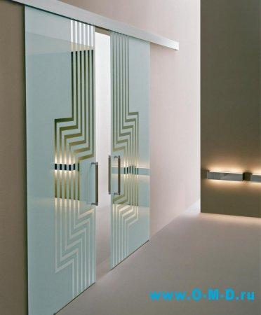Выбор дверей для гостиной комнаты