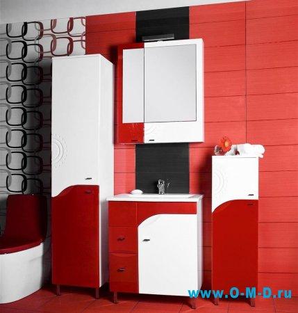 Шкафы как элемент мебельного присутствия в ванной