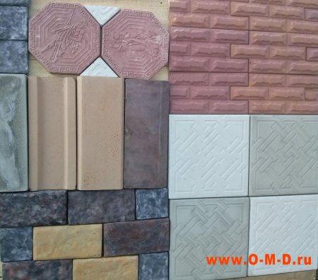 Отделочный камень и фасадная плитка