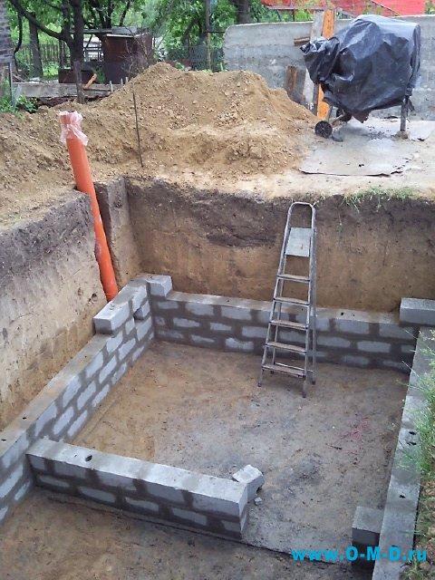 Строить погреб своими руками 35