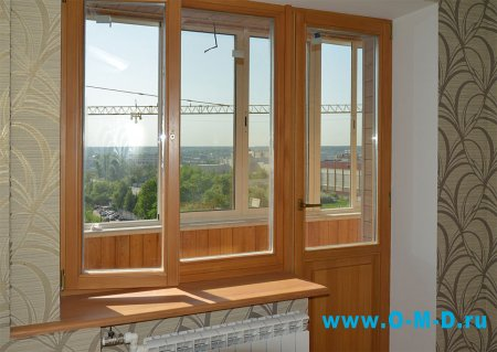 Изготовление и монтаж деревянных окон