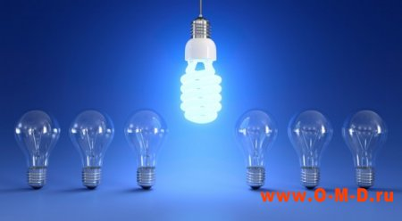 Освещение в квартире: выбираем лампы