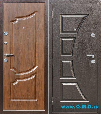 Металлические входные двери: надежная защита