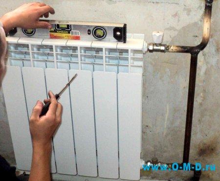 Замена радиаторов отопления - ООО «Теплогенерирующая компания»