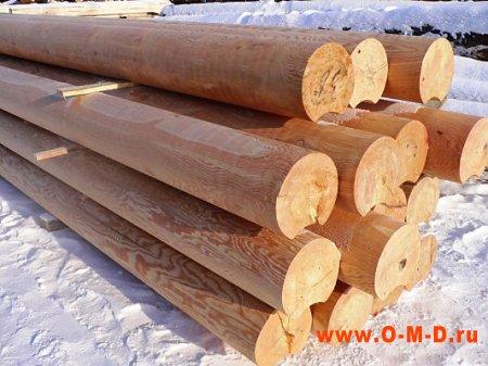 Материалы, пригодные для возведения деревянного дома