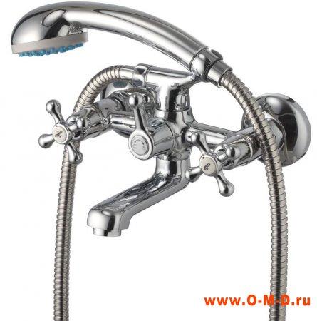Современные смесители для ванной комнаты